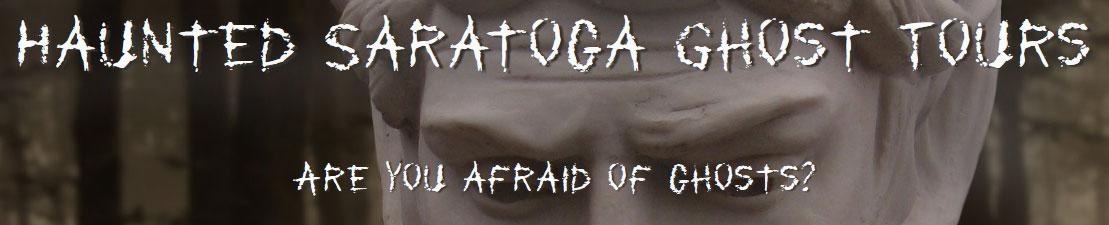 Saratoga Ghost Tours